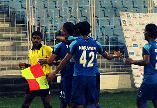Dempo SC 4-0 Sporting Clube de Goa: Tolgay stars for Golden Eagles