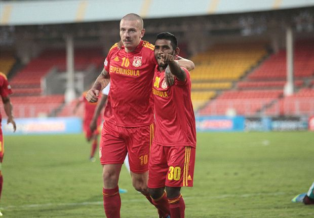 Pune FC 2-2 Shillong Lajong FC: Late Pavlovic strike wins a point for Snoei's outfit