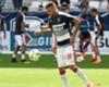 Bordeaux, Ménez ne sera pas de la partie contre Metz