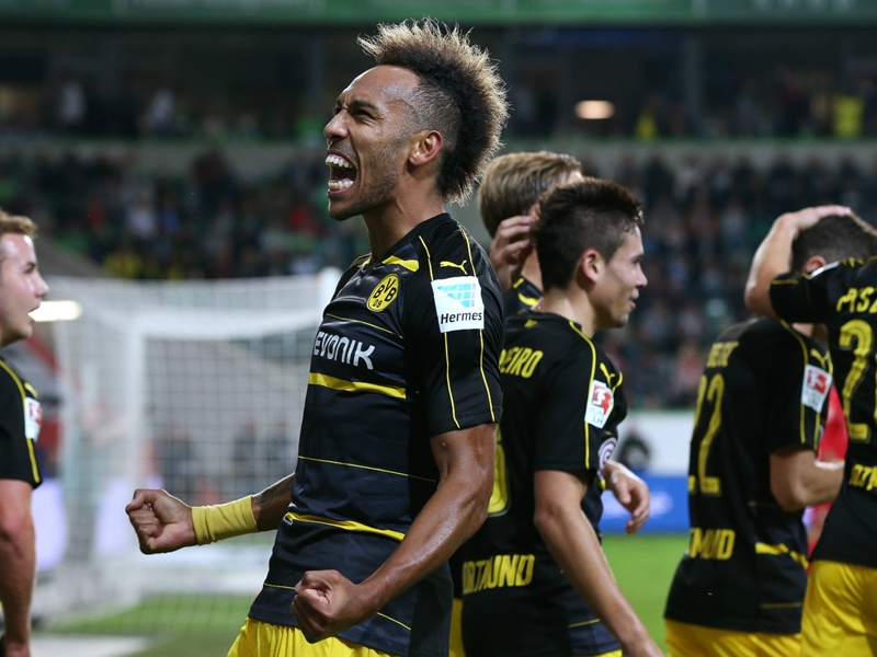 Dortmund, Aubameyang incertain face au Real Madrid