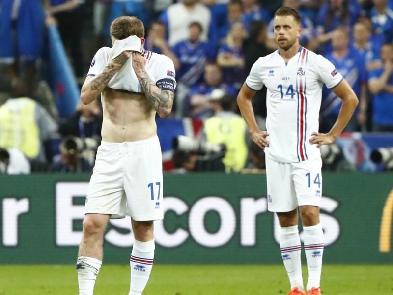 L'Islande absente de FIFA 17 pour un problème d'argent