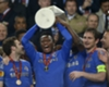 Mikel lifts the trophy at the end of the UEFA Europa League final football match between Benfica and Chelsea on May 15, 2013 at Amsterdam ArenA in Amsterdam. Chelsea won 2-1.