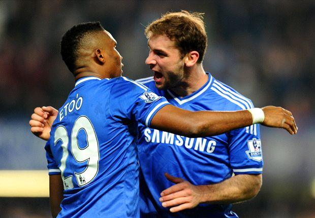 Laporan Pertandingan: Chelsea 4-0 Tottenham Hotspur
