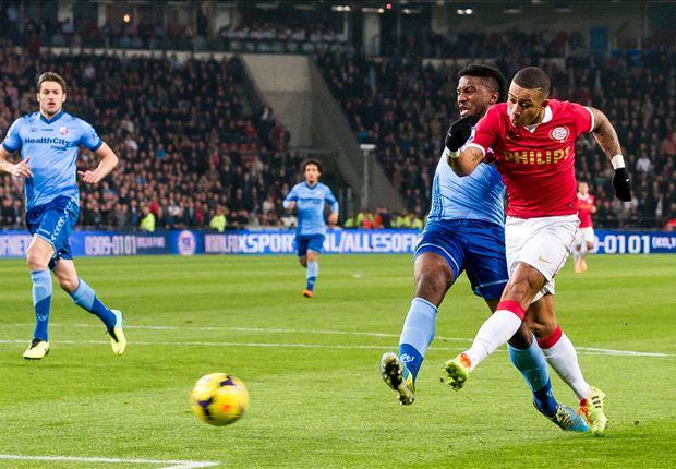 Goal van Locadia bezorgt PSV de winst