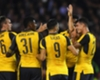 Squad depth helps Arsenal prevail