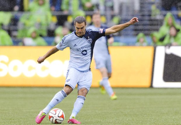 Seattle Sounders FC 1-0 Sporting Kansas City: Barrett wins it in dying seconds