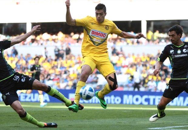 Crónica: América 2-4 Santos I Humillados en casa