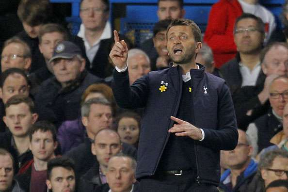 'I'm too opinionated' - Sherwood rules out being Van Gaal's No.2