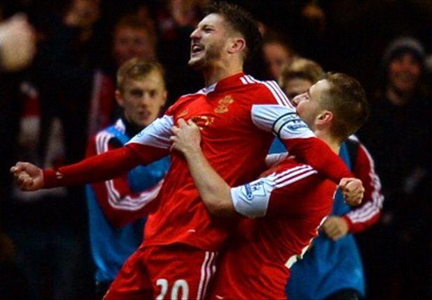 Adam Lallana y Luke Shaw, jugadores del Southampton