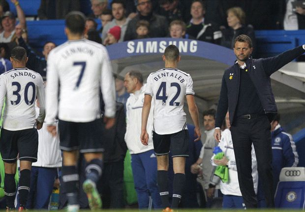 'I'm their manager, not their babysitter' - Sherwood 'I'm their manager, not their babysitter' - Sherwood slams Tottenham squad after Chelsea thrashing