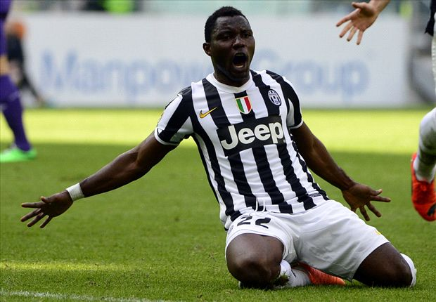 Fiorentina troubled Juventus, admits Asamoah