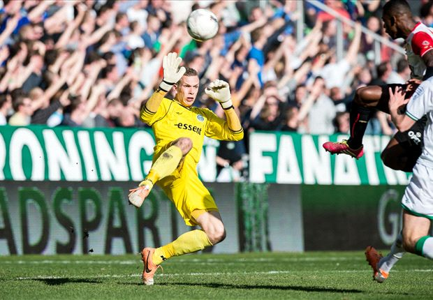 Topscorerloos Feyenoord klopt Groningen