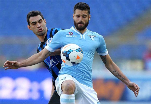 Candreva è a metà tra Lazio e Udinese