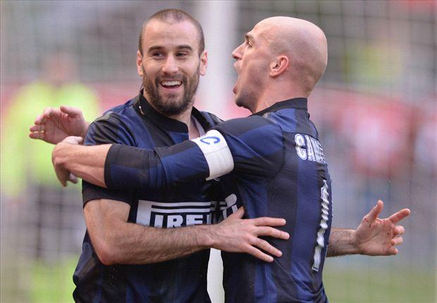 Inter 1-0 Torino: Palacio strike piles pressure on Fiorentina