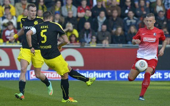 SC Freiburg - Borussia Dortmund, Sebastian Kehl