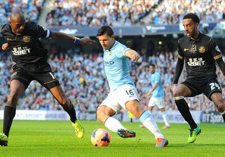 EN VIVO: Manchester City 1-2 Wigan