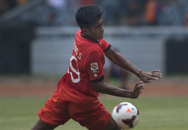 Laporan Pertandingan: Persik Kediri 2-1 Persija Jakarta