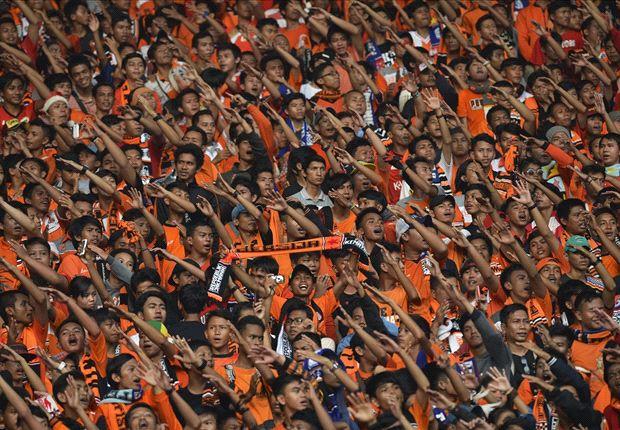 Laporan Pertandingan: Persija Jakarta 1-0 Persita Tangerang