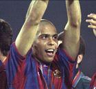 A carreira de Ronaldo Fenômeno em fotos