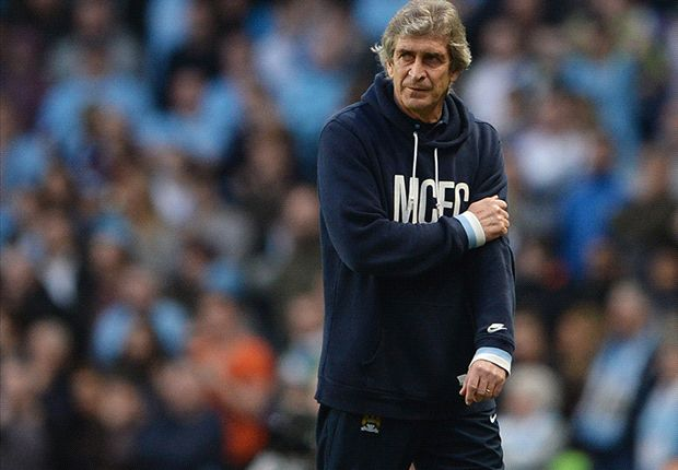 Pellegrini: Manchester City under no extra pressure to win Premier League