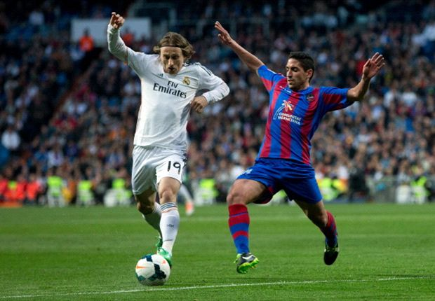 Modric: Real Madrid must not concede against Dortmund