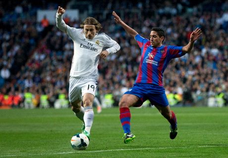 LIVE! Real Madrid - Levante: 2-0