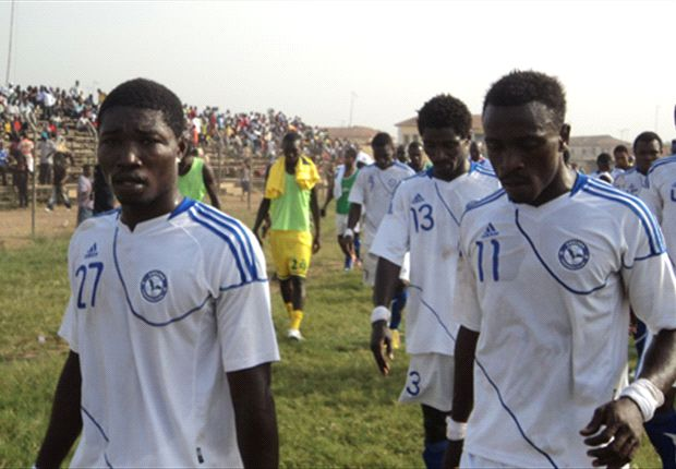 Berekum Chelsea out of Caf Champions League