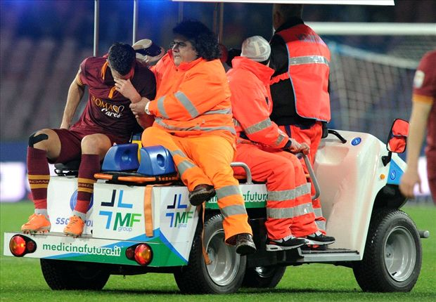 Strootman to miss World Cup