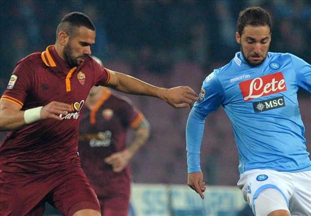 Napoli 1-0 Roma: Callejon cuts the gap to Giallorossi