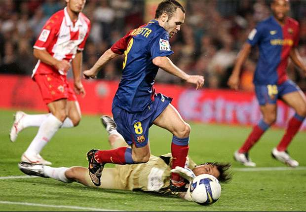 The League Is Most Important - Andres Iniesta