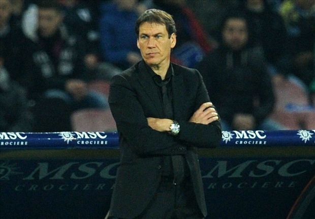 Roma have handed the title to Juventus, Garcia admits