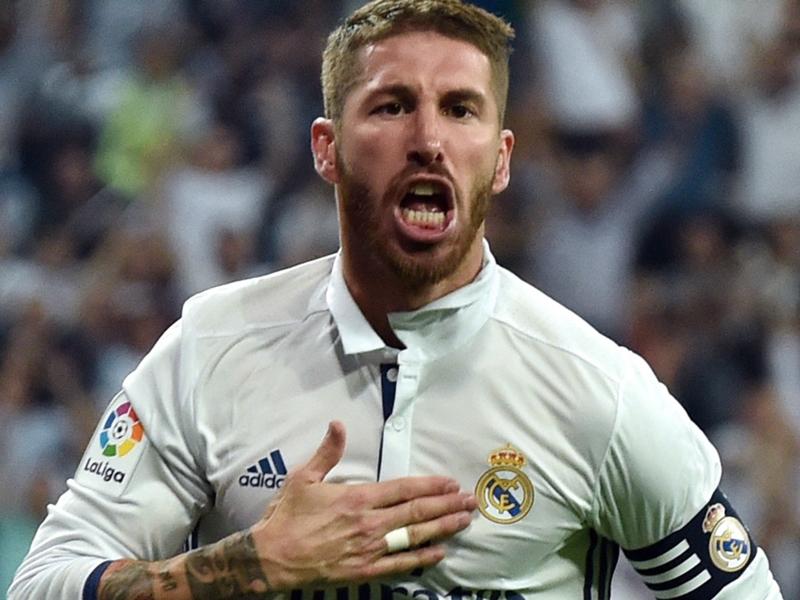 Real Madrid, Sergio Ramos va souffler