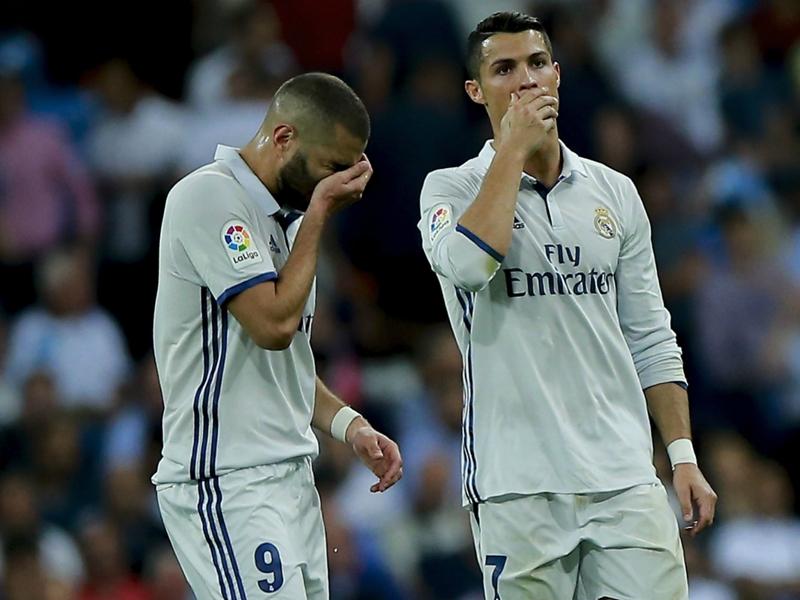 Le Real et Benzema sifflés malgré la victoire