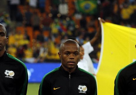 Match Report: South Africa 2-1 Sudan