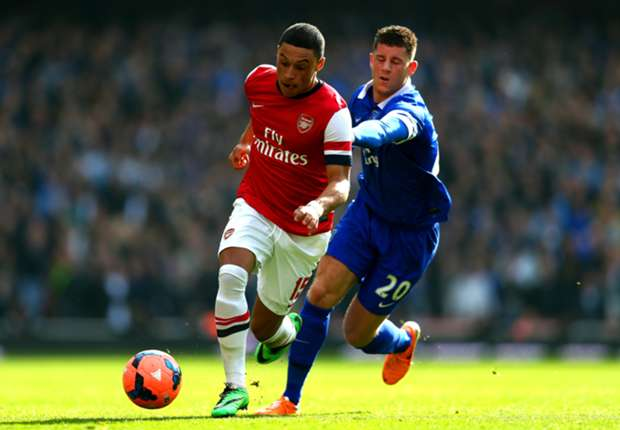 Oxlade-Chamberlain: Arsenal hungry for FA Cup success
