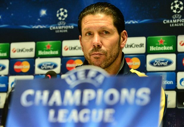 Simeone: Trio to return for Milan game