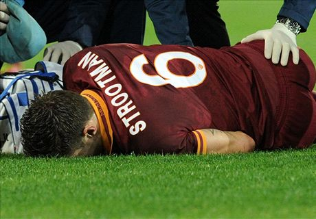 Injured Strootman to miss World Cup