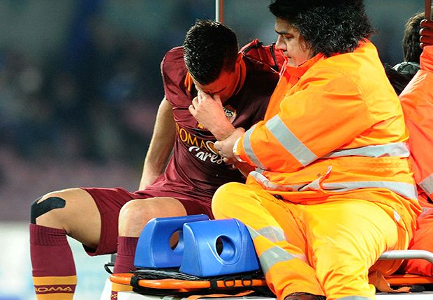 Strootman, Walcott, Falcao and the injured stars who could miss the World Cup