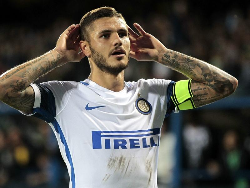 """Inter Milan, Icardi : """"Réaliser une carrière comme Zanetti"""""""