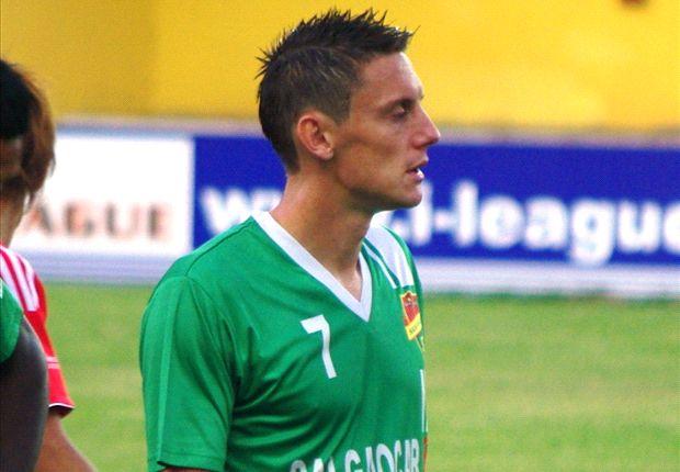 Darryl Duffy Salgaocar FC