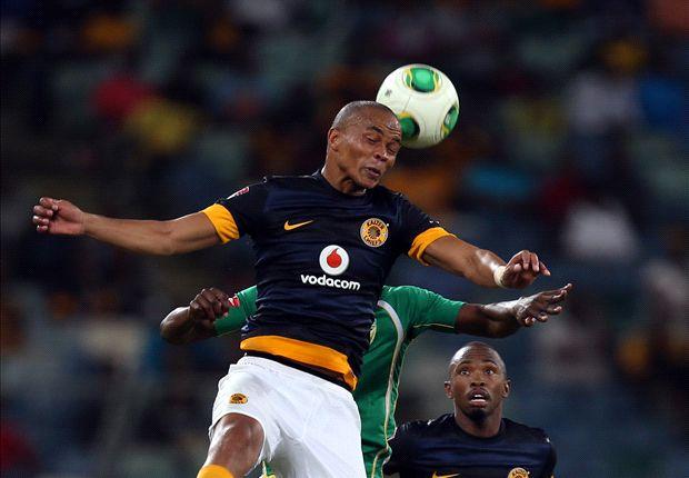 Kaizer Chiefs' Siyabonga Nkosi