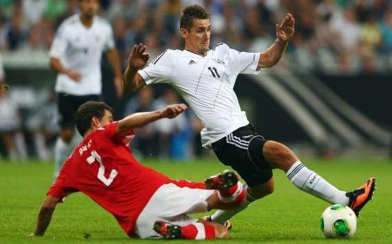 Miroslav Klose ist bereit für den Kampf um ein WM-Ticket
