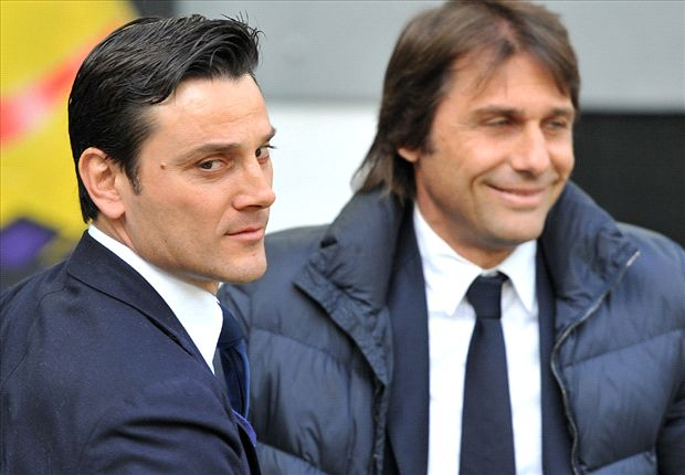 Montella: Fiorentina v Juventus not the Europa League final