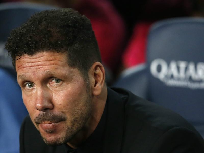 Atletico, succès amer pour Simeone