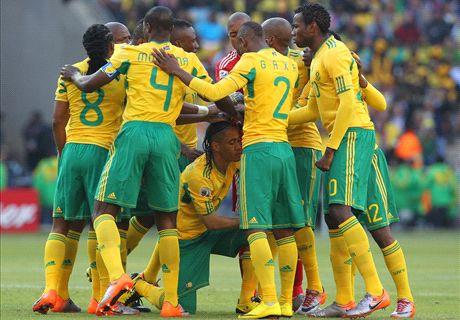 CAN 2015, l'Afrique du Sud s'impose au Soudan