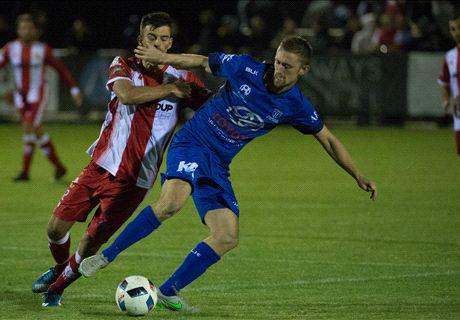 NZ's Adams targets A-League return