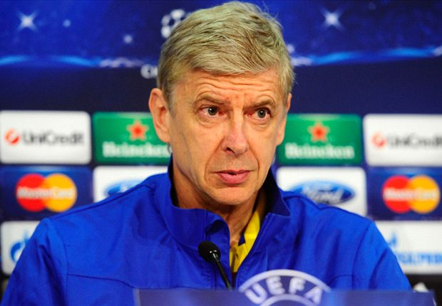 Arsenal boss Wenger wants 'fair chance' from referee against Bayern Munich