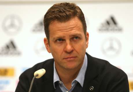 Bierhoff backs Reus after controversy