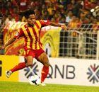 T-Team & Selangor Bermain Imbang