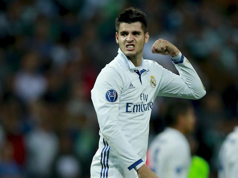 """Real Madrid, Morata : """"Ce n'est pas un drame"""""""